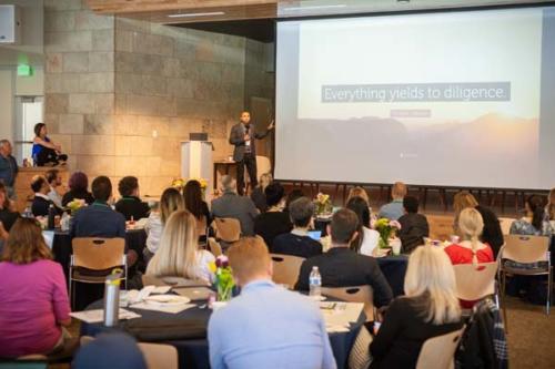 Presentation at HEI Boulder Conference